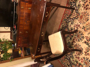 Bombay company desk and chair