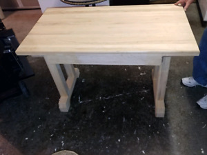 Solid Maple Desk/Table