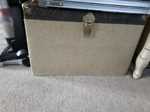 Chest $20 (contents not incl)
