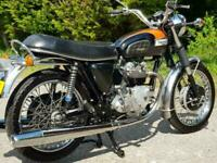 1974 TRIUMPH DAYTONA T100R. MATCHING NUMBERS. NICE CLASSIC. DELIVERY AVAILABLE