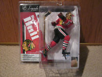 Mcfarlane Legends Series 4 Bobby Hull Chicago