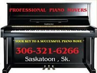 """PROFESSIONAL PIANO MOVERS - """"your key to a sucessful piano move"""""""