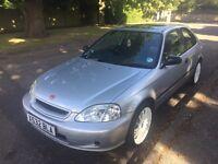 Honda Civic 1.4 3 Door Hatchback in Grate condition £695