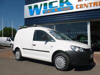 2013 Volkswagen CADDY C20 PLUS TDI 75ps Van Manual Small Van