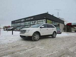 2010 Lincoln MKX SUV, Sunroof, Nav, DVD