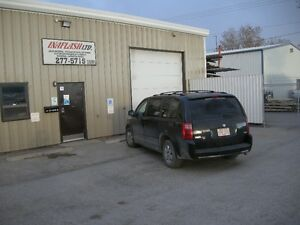 Industrial Bay for Rent in Greenview Industrial Park