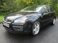 Ford Focus Titanium Tdci 5dr DIESEL MANUAL 2005/55