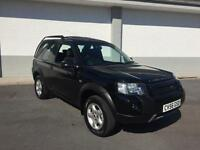 2006 56 Land Rover Freelander 2.0Td4 Adventurer 4X4