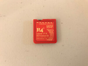 R4 for Nintendo DS SPECIAL EDITION