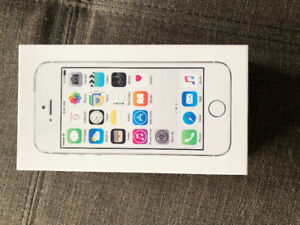 iPhone 5s for sale $200 16GB Silver