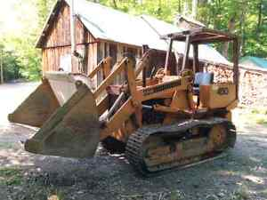 Case 450 bulldozer