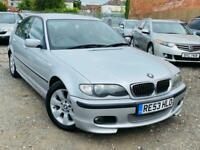 2003 BMW 3 Series 2.5 325i Sport 4dr Saloon Petrol Automatic
