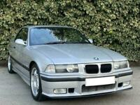 1997 BMW M3 3.2 EVO E36 + Immaculate Inside Out + Low Miles + 2 Keys + Hpi Clear