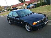 2001 BMW 318i Automatic Leather 4 cylinder Mount Druitt Blacktown Area Preview