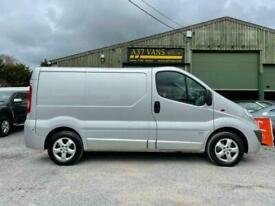 2013 Vauxhall Vivaro 2700 CDTI SPORTIVE P/V NICE CLEAN VAN AIR CON ONLY 88K MILE