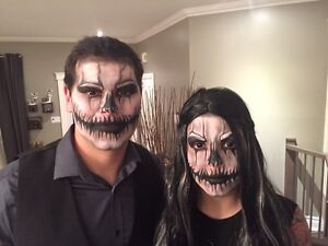 MAQUILLAGE HALLOWEEN et OCCASIONS