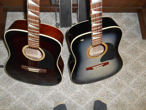 ACOUSTIC GUITAR(S) -REDUCED