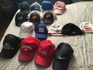 Hats hats and more hats.