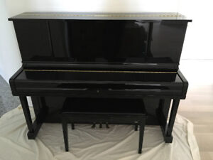 Yamaha WX-1 48 ins upright piano for sale.