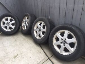 Tires Volvo 205/65/15. $200 Strathcona County Edmonton Area image 6