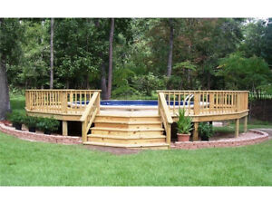 Looking for wood for deck