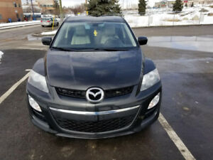 2012 Mazda CX7, great condition, 130000km, leather package.