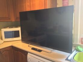 "Sony 48"" led tv with intertek Please Read the full Description Before Messaging me!"