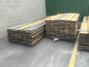 1x8 Rough Pine (Weathered) - LUMBER OUTLET