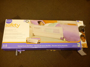 New 2 bed rails for kid's safety