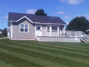 PEI Cottages Meadowbank from $99/night/couple off season