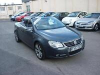 2008 Volkswagen Eos 2.0 T-FSI Individual Convertible Finance Available