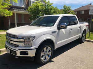 LEASE TAKE OVER - 2018 Ford F-150 Lariat Pickup Truck