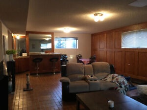 Shared Dwelling Separate Basement Rental Available June 1st