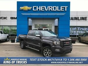 2016 GMC Sierra 1500 SLT  - Leather Seats -  Heated Seats