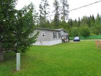 Mobile Home pads available in Nakusp