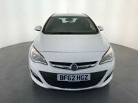 2012 62 VAUXHALL ASTRA SRI CDTI DIESEL ESTATE SERVICE HISTORY FINANCE PX WELCOME