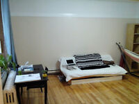 Excellent Location 4 1/2 BR on Downtown Montreal