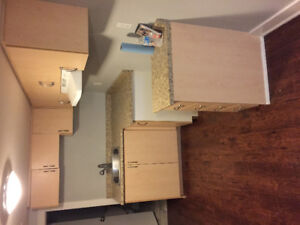 One Bedroom basement apartment.Seperate Entrance,all utilities i