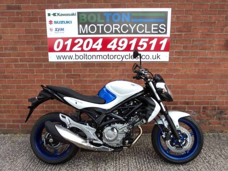 NEW SUZUKI SFV650 GLADIUS MOTORCYCLE   in Bolton, Manchester   Gumtree