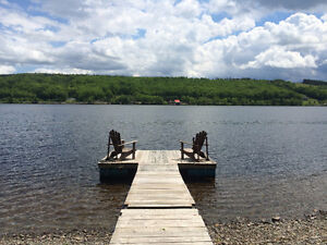 West Lochaber Lake Cottage rental (Antigonish County)