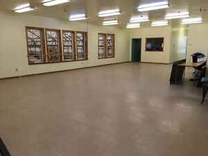 """Community Room"" for hourly/daily rentals"