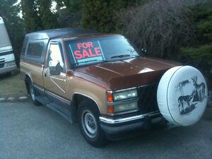 1990 Chevrolet Silverado 2500 Pickup Truck,Dual fuel!