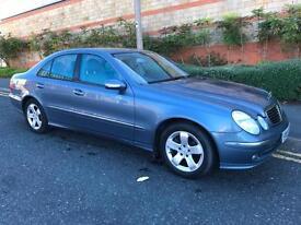 Mercedes-Benz E220 2.1TD auto 2004MY CDI Avantgarde