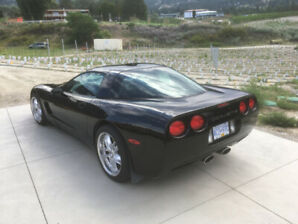 2000 Chevrolet Corvette GRAND SPORT Coupe (2 door)
