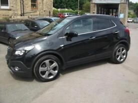 2013 Vauxhall Mokka 1.7 CDTi 16v SE 4x4 (s/s) 5dr