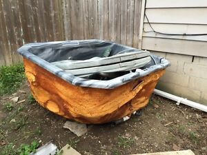 Hot Tub Shell