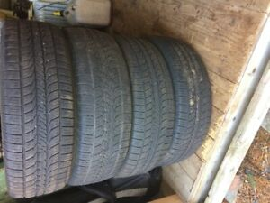 CRV Tires  225/65/R17 All Season