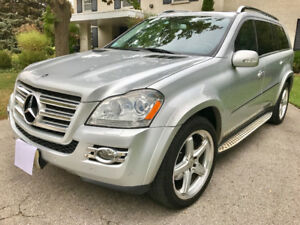 2008 Mercedes-Benz GL-Class 5.5L SUV, Crossover