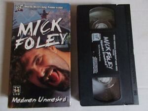 Wrestling VHS For Sale, All $1 Each!! WWE, WWF, WCW, ECW London Ontario image 9