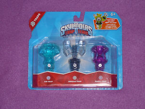 Skylanders Trap Team 3 Pack of Traps- LAST ONE THEN SOLD OUT